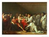 Hippocrates Refusing the Gifts of Artaxerxes I 1792
