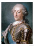 Portrait of Louis XV King of France