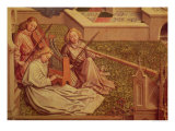 The Fountain of Grace  Detail of Three Angel Musicians