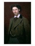 Portrait of Ilya Efimovich Repin  1876