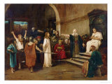 Christ Before Pilate  1880