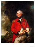 Lord Heathfield Governor of Gibraltar During the Seige of 1779-83  1787