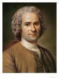 Jean-Jacques Rousseau after 1753