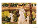 The Garden  1913