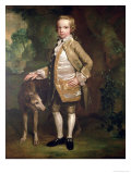 Sir John Nelthorpe  6th Baronet as a Boy