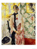 Portrait of Nel Wouters 1912