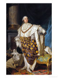 Louis XVI in Coronation Robes  after 1774