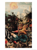 Temptation of St Anthony  from the Isenheim Altarpiece  circa 1512-16