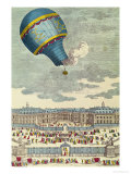 The Ballooning Experiment at the Chateau de Versailles  19th September  1783