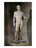 The Ares Borghese  from an Original Dating to circa 430-415 BC  125 AD