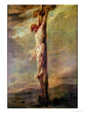 Christ on the Cross  circa 1646