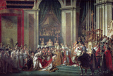 Consecration of the Emperor Napoleon and Coronation of Empress Josephine  2nd December 1804  1806-7