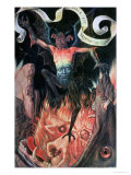Hell  Right Hand Panel from the Triptych of Earthly Vanity and Divine Salvation  circa 1485