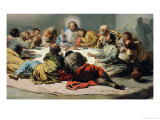 The Last Supper  1796-97