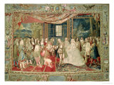 The Meeting of Philip IV of Spain and Louis XIV on the Island of Pheasants
