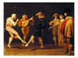 Farce Actors Dancing