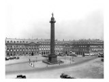 Place Vendome  1685-1708  Photographed in 1926