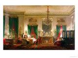 Salon of Princess Mathilde Bonaparte Rue de Courcelles  Paris  1859
