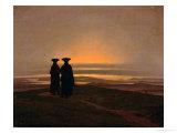 Sunset circa 1830-35