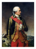 Jean-Baptiste de Vimeur Count of Rochambeau