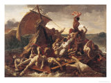 Study for the Raft of the Medusa  1819