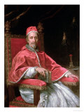 Portrait of Pope Clement IX