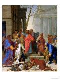 The Sermon of St Paul at Ephesus  1649