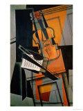 The Violin  1916
