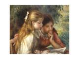 The Reading  c1890-95