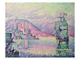 Antibes  Evening  1914