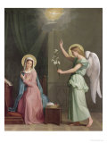 The Annunciation  1859