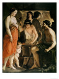 Venus in Vulcan's Forge  1641