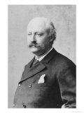 Portrait of Sir Hubert Parry