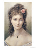Sarah Bernhardt 1869