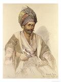 Abdullah - Kurd from Bitlis  1852