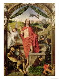 The Resurrection  Central Panel from the Triptych of the Resurrection  circa 1485-90
