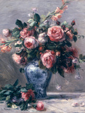 Vase of Roses