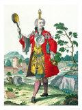 The Surgeon  circa 1735