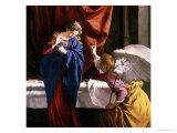 The Annunciation  circa 1623