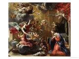 The Annunciation  1651-52