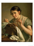 The Lacemaker  1823