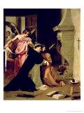 Temptation of StThomas Aquinas