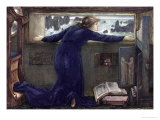 Dorigen of Bretaigne Longing for the Safe Return of Her Husband  1871