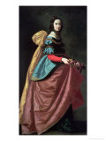 St Elizabeth of Portugal 1640