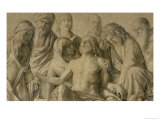 Pieta  the Dead Christ