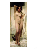 Woman Bathing  1901