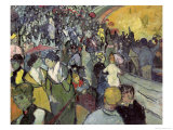 The Arena at Arles  c1888