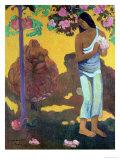 Te Avae No Maria 1899 œuvre par Paul Gauguin