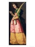 St Apollonia  circa 1636