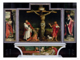 The Isenheim Altarpiece  circa 1512-15